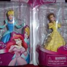 Disney Ariel Cinderella Belle Sleeping Beauty Collectible Figures