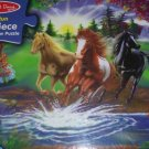 Melissa & Doug Horses River Run Puzzle