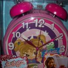 Bratz Babyz So Cute Alarm Clock NEW Pink Large Clock