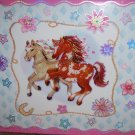 Girls Pink Pony Craft Box with Flashing Lights