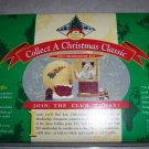 Twas the Night Before Christmas 1997 Membership Kit Ornament Set