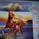 Misty Horse Colt Jigsaw Puzzle 500 Pieces