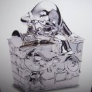 Towle Nursery Rhyme Collection Silverplated Bank