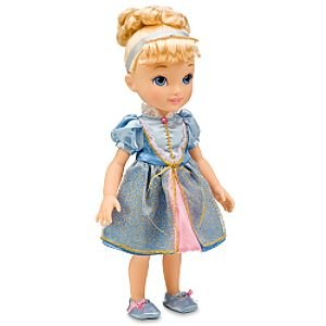 Disney Princess Cinderella Toddler Doll NEW 14""