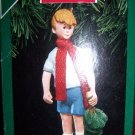 Winnie the Pooh Christopher Robin Hallmark Keepsake Ornament