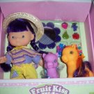 Fruit Kiss Kids Doll Horses & Accessories