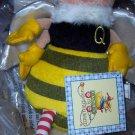 Mary Engelbreit Cutie Beatrice the Queen Honeybee Shelf Sitter