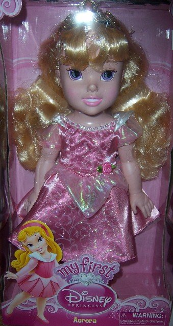 My First Disney Princess Sleeping Beauty Aurora Doll