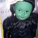 "Play Wicked Wizard of Oz Madame Alexander Wicked Witch 18"" Doll"