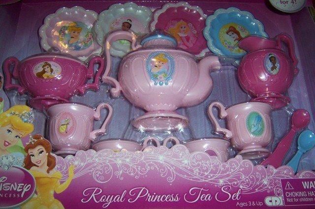 Tea Like a Princess Disney Royal Tea Set