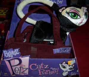 Bratz Petz Jolie Catz in my Purse Fully Posable