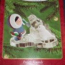 Hallmark Frosty Friends 2000 Ornament