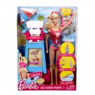 Barbie I Can be a Lifeguard Doll Dives New