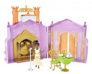 Disney Princess Tiana Restaurant Playset Royal Boutique