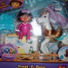 Dora the Explorer & Pony Frost Playset