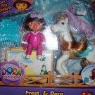 Dora the Explorer & Pony Frost Playset
