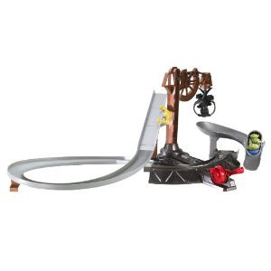 Toy Story 3 Hot Wheels Claw Rescue Track Set