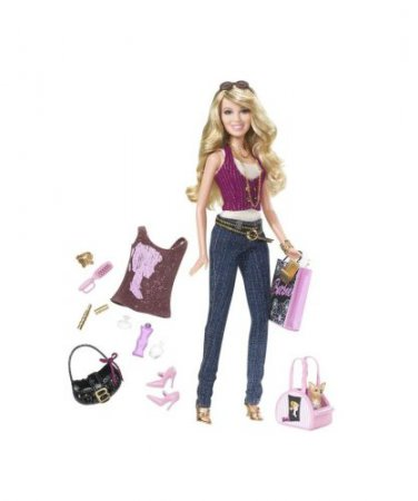 Hilary Duff Shopping Sisters Doll