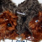 Star Wars Chewbacca Boys Toddler Slippers SZ 11-12