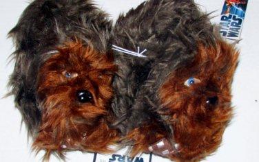 Star Wars Chewbacca Boys Toddler Slippers SZ 11-12