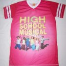 NWT HIGH SCHOOL MUSICAL NIGHT SHIRT PAJAMAS  SIZE 10/12