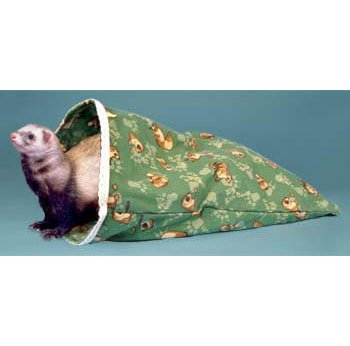 Penn Plax SAM Ferret Crinkle Sack & Tunnel product # SAM419