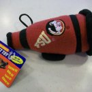 NEW NWT FLORIDA STATE SEMINOLES DOG TOY CHEER MEGAPHONE
