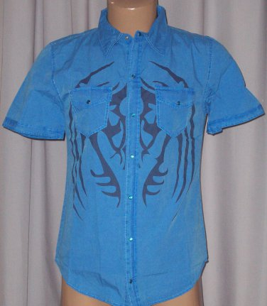 BRAND NEW Men America Riviera Shirt (S) CA588