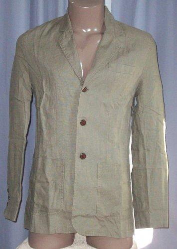 BRAND NEW Tobacco Brown St. Tropez Jacket (M) H913
