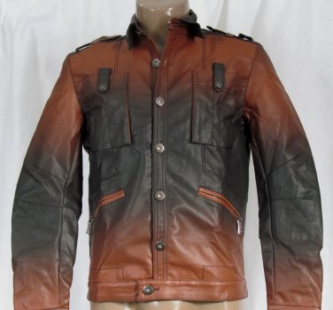 BRAND NEW Brown Smash Conflict Jacket (2XL) H934