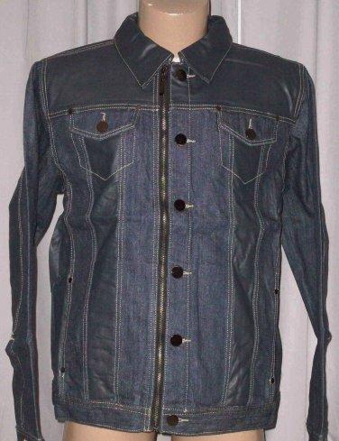 BRAND NEW Denim Lyon Jacket (XL) H931