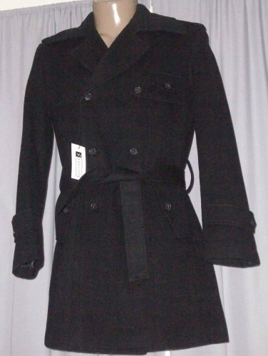 BRAND NEW Black Sabatini Orlando Coat (S) H955