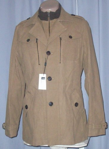 BRAND NEW Sabatini Whiskey Color Robert Coat (XL) H956