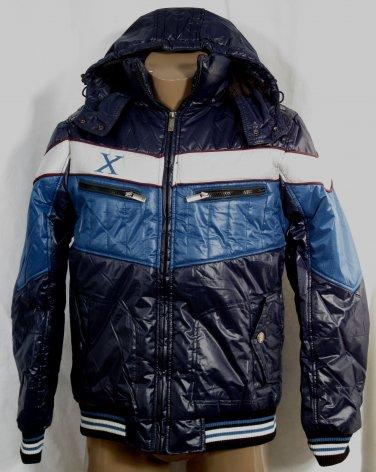 BRAND NEW Blue X-Ray Racetrack Jacket (XL) H965