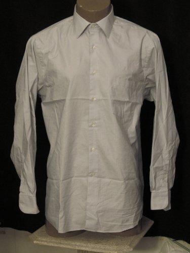 BRAND NEW Gray Van Heusen L/S Shirt 17.0 34/35 #1025