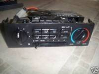 93-97 NISSAN QUEST VILLAGER A/C HEATER CLIMATE CONTROL