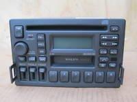 98 99 00 VOLVO S70 C70 V70 RADIO TAPE CD PLAYER W/CODE