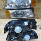 98 99 00 01 02 LINCOLN NAVIGATOR LEFT&RIGHT HEADLIGHTS