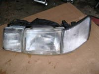 90-92 LEXUS LS400 HEADLIGHT COMPLETE DRIVER SIDE/LEFT