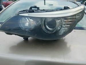 2008-2010 BMW 5 SERIES LH DRIVER SIDE XENON DYNAMIC ADAPTIVE HEADLIGHT OEM