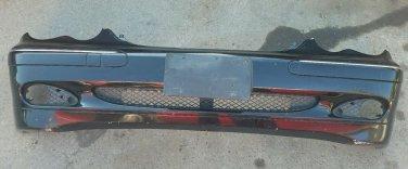 MERCEDES BENZ C230 FRONT BUMPER 2001 2002 2003 2004 C CLASS A203 885 0025 OEM