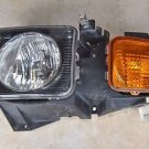 06-10 HUMMER H3 FRONT LEFT DRIVER SIDE HEADLIGHT W/MARKER