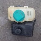 01-04 Volvo Power Steering Coolant Overflow Reservoir Tank 8683455 S60 V70 XC90