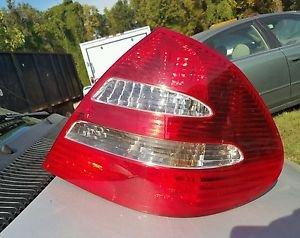 03-06 Mercedes W211 E500 E55 Tail Light Tail Lamp Rear Right Passenger Side OEM