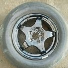2002 MERCEDES W220 S430 S500 OEM SPARE TIRE W/Aluminum  WHEEL FIVE SPOKE, NICE!