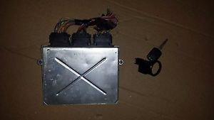 05-06 FORD FIVE HUNDRED ENGINE CONTROL MODULE 6G1A-12A650-MC R219669 ECU W/KEY