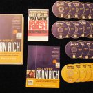 BOB PROCTOR - YOU WERE BORN RICH 6 DVD+15 CD - MSRP $595 - $AVE $300 -THE SECRET