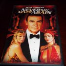 JAMES BOND 007 - Never Say Never Again DVD WIDESCREEN OUT OF PRINT LIKE NEW RARE