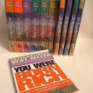 BOB PROCTOR  YOU WERE BORN RICH 8 TAPES+6 VHS MSRP $497