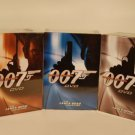 JAMES BOND 50 COLLECTION 007 (20 DVDs ) SPECIAL EDITION - VOLUMES 1, 2, 3  RARE